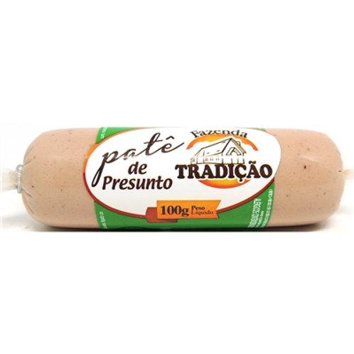 Patê Tradição 100g  Presunto