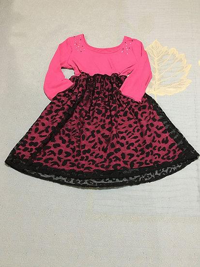 Vestido Infantil Justice - Tam 16