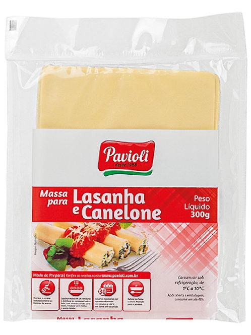 Massa Pavioli 300g Lasanha