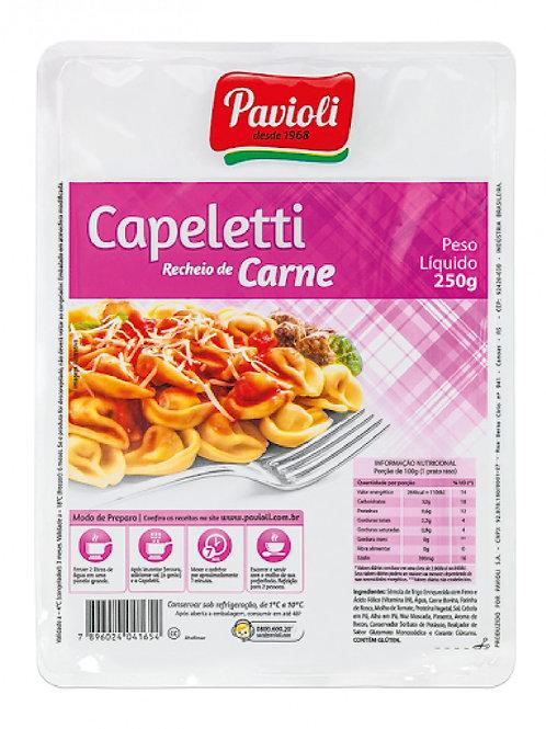 Capeletti Pavioli 250g Carne