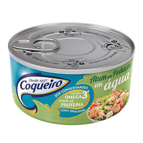 Atum Coqueiro 170g Pedaços Natural