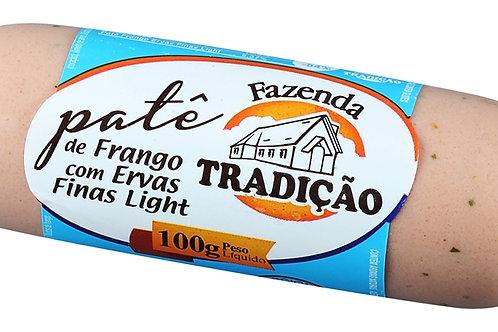 Patê Tradição 100g  Frango Ervas Finas Light