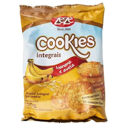 Cookies Zezé 150g  Banana/Aveia