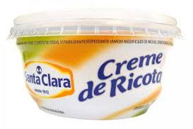 Creme Ricota Santa Clara 200g