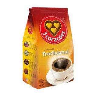 Café Três Corações 250g Tradicional