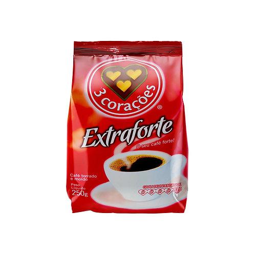 Café Três Corações 250g Extra Forte