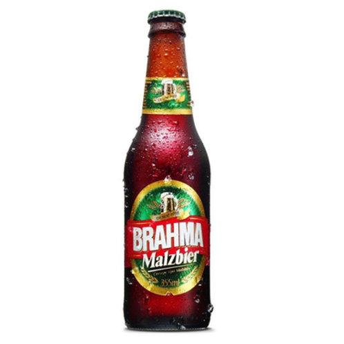Cerveja Brahma 355ml Malzbier