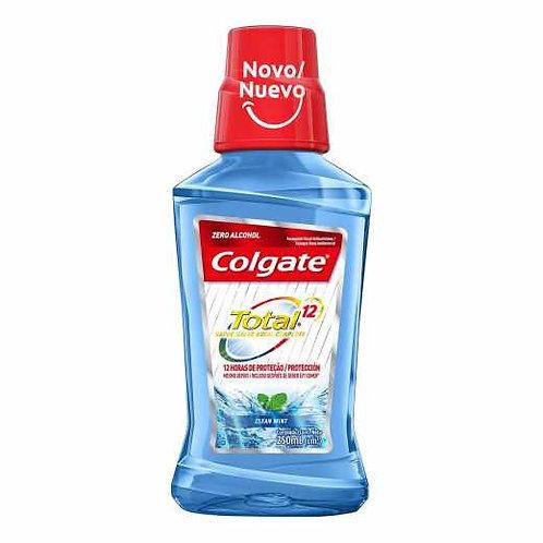 Enxaguante Bucal Colgate Plax 250ml  Clean Mint
