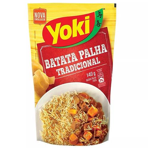 Batata Palha Yoki 140g Trad