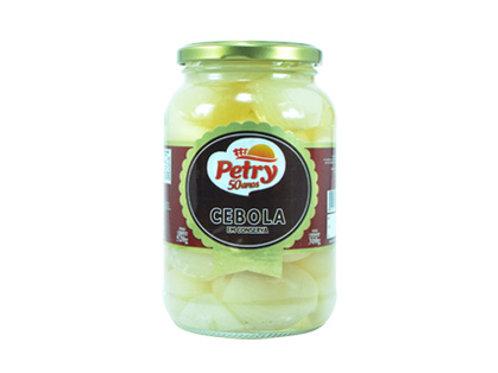 Cebola Cons Petry 300g