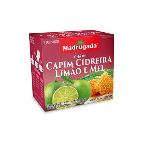 Chá Madrugada Cidreira/Limao/Mel