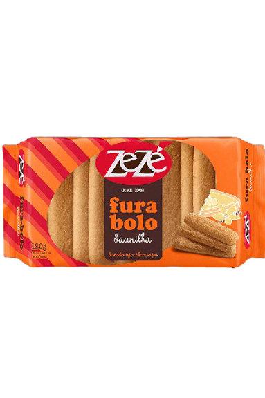 Biscoito Zezé 180g Fura Bolo Bauni