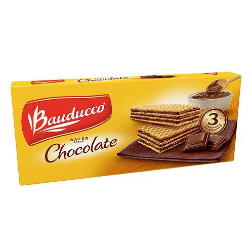 Wafer Bauducco 140g Chocolate