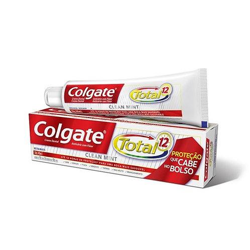 Creme Dental Colgate Total12 50g Clean Mint