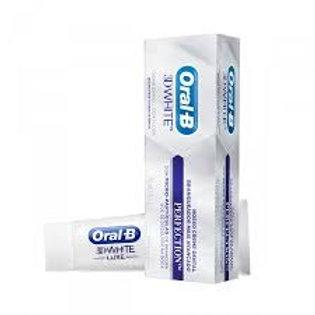 Creme Dental Oral B 75g 3D W Perfection