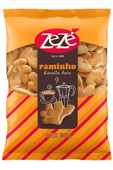 Biscoito Zezé 200g Raminho