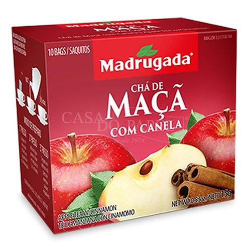Chá Madrugada 15g Maçã com Canela