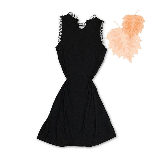 Vestido Preto - Tam M