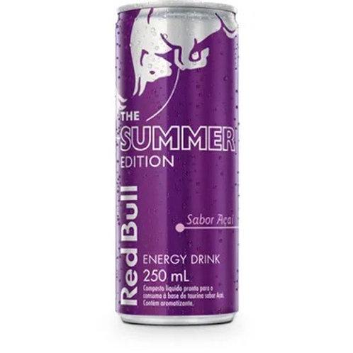 Energético Red Bull 250ml  Com Açaí