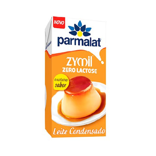 Leite Condensado Parmalat 395g Zero Lactose