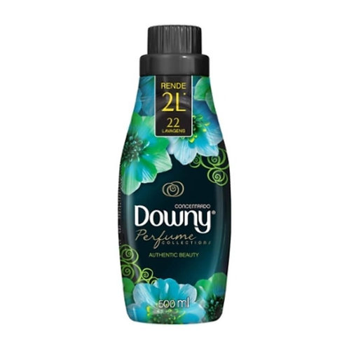 Amaciante Concentrado Downy 500ml  Authentic Beauty