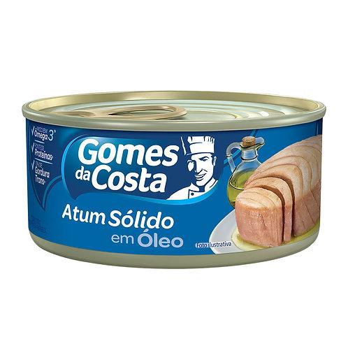 Atum Solido Gomes da Costa 170g Óleo