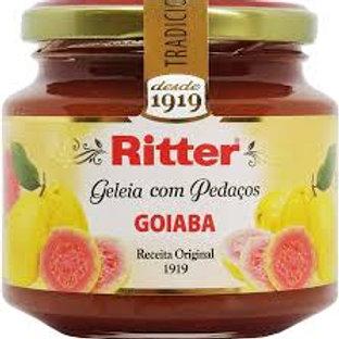 Geléia Ritter 310g  Goiaba