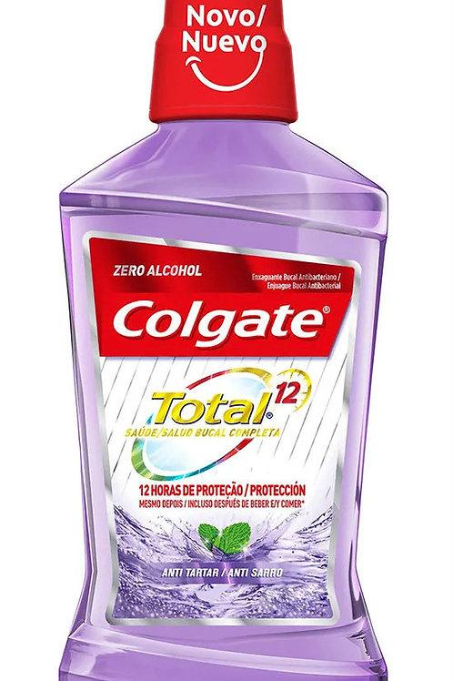 Enxaguante Bucal Colgate Plax 250ml  Anti Tartaro