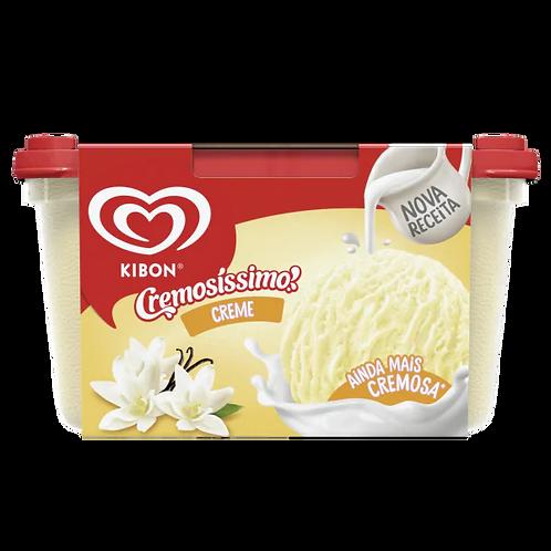 Sorvete Kibon Cremosissimo 1,5L Creme