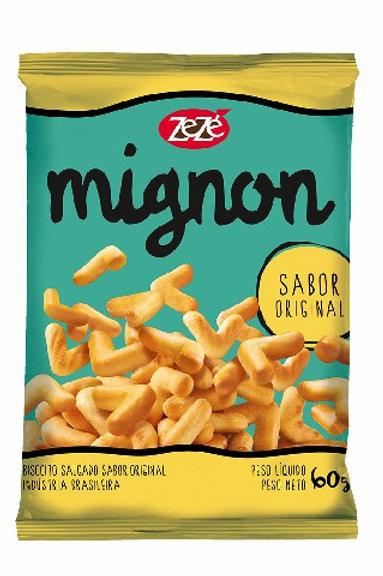 Biscoito Mignon Zezé 60g  Original