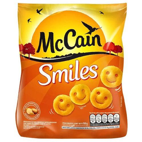 Batata Congelada Mc Smiles 500g