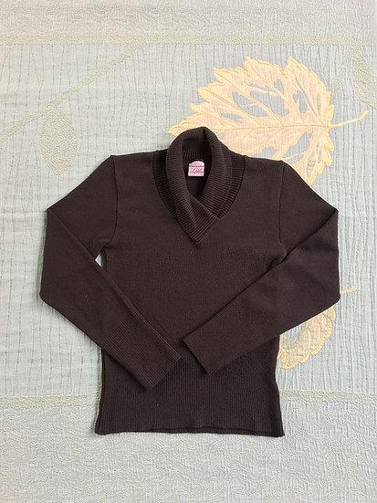 Blusa de Lã List - Tam P