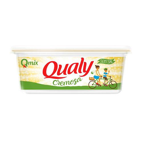 Margarina Qualy 250g S/Sal