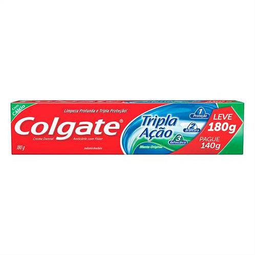 Creme Dental Colgate L180P140g Tripla Ação