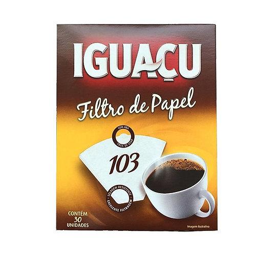 Filtro de Papel Iguaçu 30Un 103