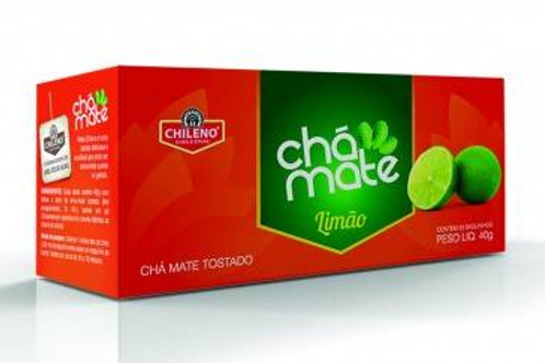 Chá Chileno Mate 40g  Limão