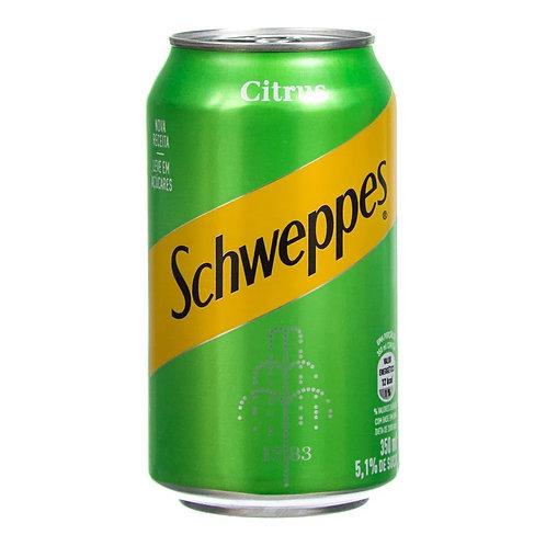 Refrigerante Schweppes 350ml Citrus