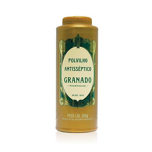 Talco Antiséptico Granado 100g  Original