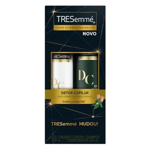 Kit Shamp+Cond Tresemme  Detox Capilar