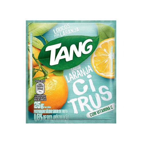 Refresco em Pó Tang 25g  Citrus