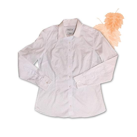 Camisa de Algodão Egípcio Dudalina - Tam 40