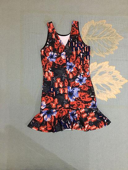 Vestido Florido por Costureira