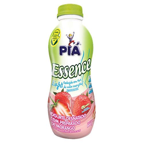 Iogurte Piá Essence 800g  Light Morango