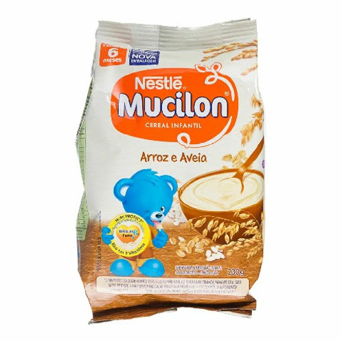 Mucilon Nestle 230g Arroz Aveia