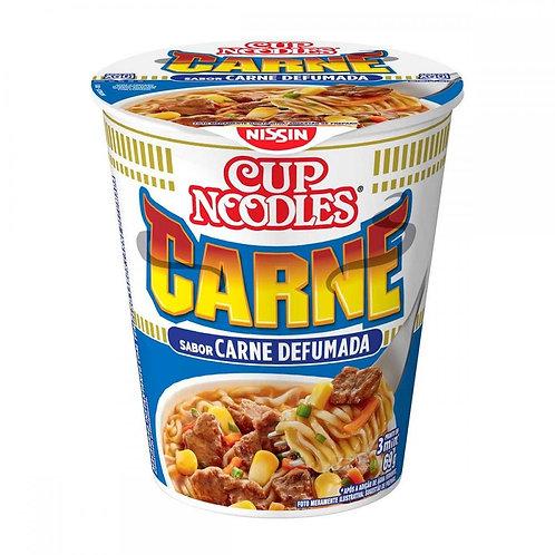 Cup Noodles  Carne Defumada