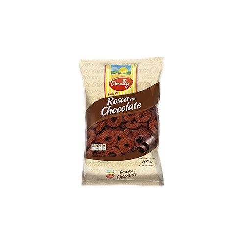Biscoito Domelly R. De Chocolate 670G