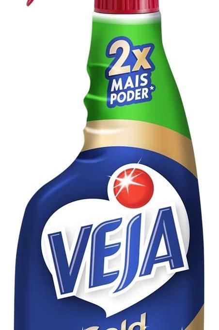 Desengordurante Veja Limão Lv500 Pg400ml Gatilho