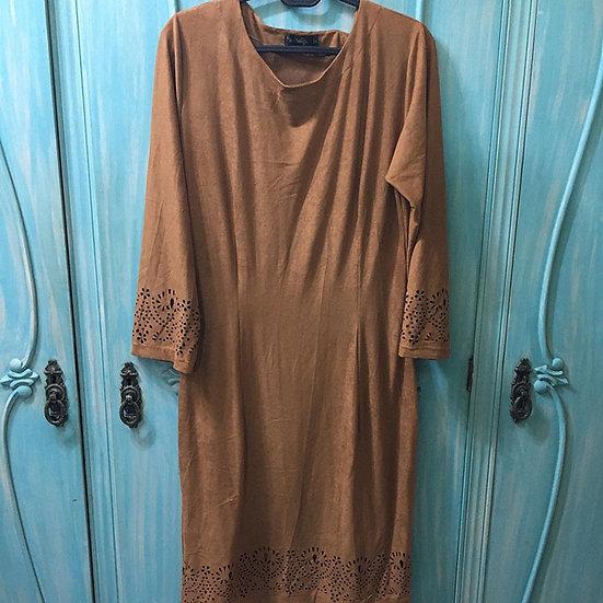 Vestido Chamoá Be Collection - Tam 40