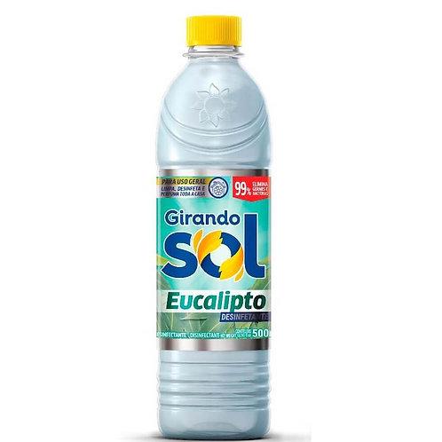Desinfetante Girando Sol 500ml  Eucalipto
