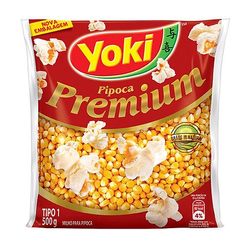 Milho Pipoca Yoki 500g Premium T1